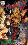 Cover for Danger Girl: May Day (IDW, 2014 series) #2 [Subscription Cover]