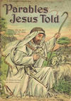 Cover for Parables Jesus Told (Standard Publishing Company, 1947 series)