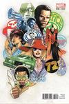 Cover for Mighty Avengers (Marvel, 2013 series) #10 [Greg Land & Edgar Delgado Variant]