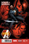 Cover for Mighty Avengers (Marvel, 2013 series) #13