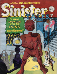 Cover Thumbnail for Sinister Tales (Alan Class, 1964 series) #11