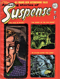 Cover Thumbnail for Amazing Stories of Suspense (Alan Class, 1963 series) #15