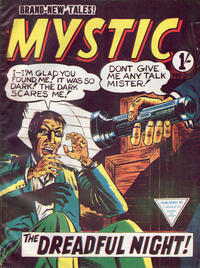 Cover Thumbnail for Mystic (L. Miller & Son, 1960 series) #25