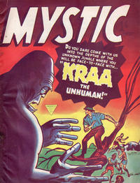 Cover Thumbnail for Mystic (L. Miller & Son, 1960 series) #27