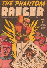 Cover Thumbnail for The Phantom Ranger (Frew Publications, 1948 series) #44