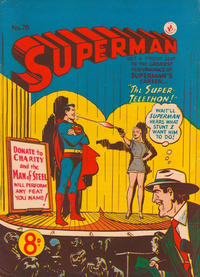 Cover Thumbnail for Superman (K. G. Murray, 1947 series) #78