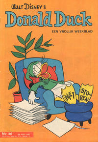 Cover Thumbnail for Donald Duck (Geïllustreerde Pers, 1952 series) #30/1967