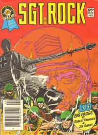 Cover Thumbnail for DC Special Blue Ribbon Digest (DC, 1980 series) #18 [Newsstand]