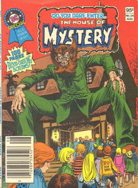 Cover Thumbnail for DC Special Blue Ribbon Digest (DC, 1980 series) #24 [Newsstand]