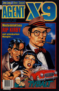 Cover Thumbnail for Agent X9 (Semic, 1976 series) #4/1997