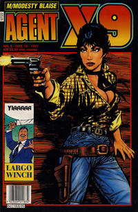 Cover Thumbnail for Agent X9 (Semic, 1976 series) #5/1997