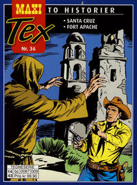 Cover Thumbnail for Maxi Tex (Hjemmet / Egmont, 2008 series) #36
