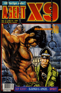 Cover Thumbnail for Agent X9 (Semic, 1976 series) #12/1996
