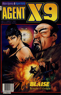 Cover Thumbnail for Agent X9 (Semic, 1976 series) #1/1997