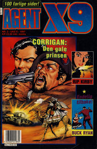 Cover Thumbnail for Agent X9 (Semic, 1976 series) #2/1997