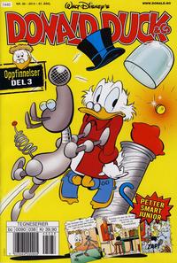 Cover Thumbnail for Donald Duck & Co (Hjemmet / Egmont, 1948 series) #38/2014