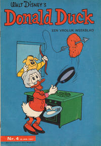 Cover Thumbnail for Donald Duck (Geïllustreerde Pers, 1952 series) #4/1967