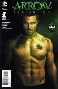 Cover Thumbnail for Arrow Season 2.5 (DC, 2014 series) #1