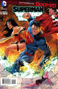 Cover Thumbnail for Superman / Wonder Woman (DC, 2013 series) #12