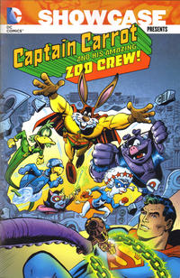 Cover Thumbnail for Showcase Presents: Captain Carrot and His Amazing Zoo Crew (DC, 2014 series)
