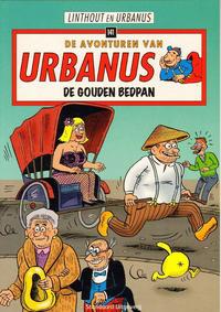 Cover Thumbnail for De avonturen van Urbanus (Standaard Uitgeverij, 1996 series) #141 - De gouden bedpan