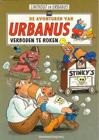 Cover Thumbnail for De avonturen van Urbanus (Standaard Uitgeverij, 1996 series) #135 - Verboden te roken