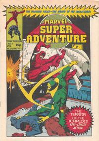 Cover Thumbnail for Marvel Super Adventure (Marvel UK, 1981 series) #14