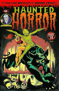 Cover Thumbnail for Haunted Horror (IDW, 2012 series) #13