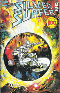 Cover Thumbnail for Silver Surfer (Marvel, 1987 series) #100 [Direct Non-Enhanced Cover]