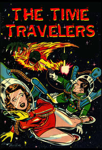 Cover Thumbnail for The Time Travelers (Boardman Books, 2014 series)