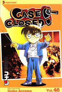 Cover Thumbnail for Case Closed (Viz, 2004 series) #46