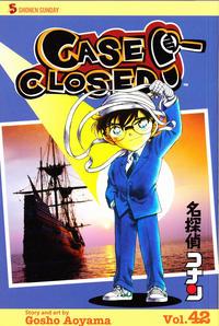 Cover Thumbnail for Case Closed (Viz, 2004 series) #42
