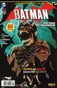 Cover Thumbnail for Batman (Panini Deutschland, 2012 series) #29 (94)