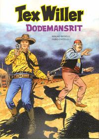 Cover Thumbnail for Tex Willer (HUM!, 2014 series) #2 - Dodemansrit