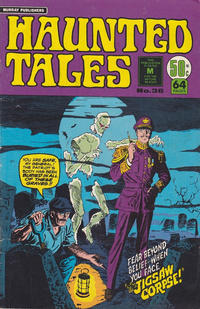 Cover Thumbnail for Haunted Tales (K. G. Murray, 1973 series) #36