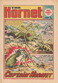 Cover Thumbnail for The Hornet (D.C. Thomson, 1963 series) #502