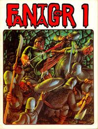 Cover Thumbnail for Fantagor (Richard V. Corben, 1970 series) #1