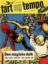 Cover for Fart og tempo (Egmont, 1966 series) #2/1967