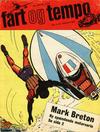 Cover for Fart og tempo (Egmont, 1966 series) #4/1967