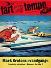 Cover for Fart og tempo (Egmont, 1966 series) #5/1967