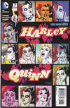 Cover for Harley Quinn (DC, 2014 series) #7 [Amanda Conner Variant Cover]