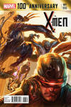 Cover Thumbnail for 100th Anniversary Special: X-Men (2014 series) #1 [Alexander Lozano Variant]