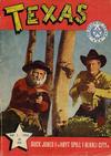 Cover for Texas (Serieforlaget / Se-Bladene / Stabenfeldt, 1953 series) #1/1955