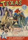 Cover for Texas (Serieforlaget / Se-Bladene / Stabenfeldt, 1953 series) #8/1953