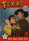 Cover for Texas (Serieforlaget / Se-Bladene / Stabenfeldt, 1953 series) #6/1954