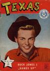 Cover for Texas (Serieforlaget / Se-Bladene / Stabenfeldt, 1953 series) #12/1954