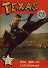 Cover for Texas (Serieforlaget / Se-Bladene / Stabenfeldt, 1953 series) #13/1954