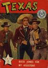 Cover for Texas (Serieforlaget / Se-Bladene / Stabenfeldt, 1953 series) #16/1954