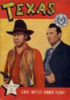 Cover for Texas (Serieforlaget / Se-Bladene / Stabenfeldt, 1953 series) #19/1954