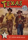 Cover for Texas (Serieforlaget / Se-Bladene / Stabenfeldt, 1953 series) #21/1954